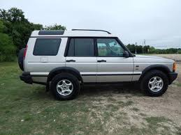 2001 Land-rover Discovery